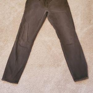 Madewell Women's Grey Size 29 Skinny Skinny Jeans